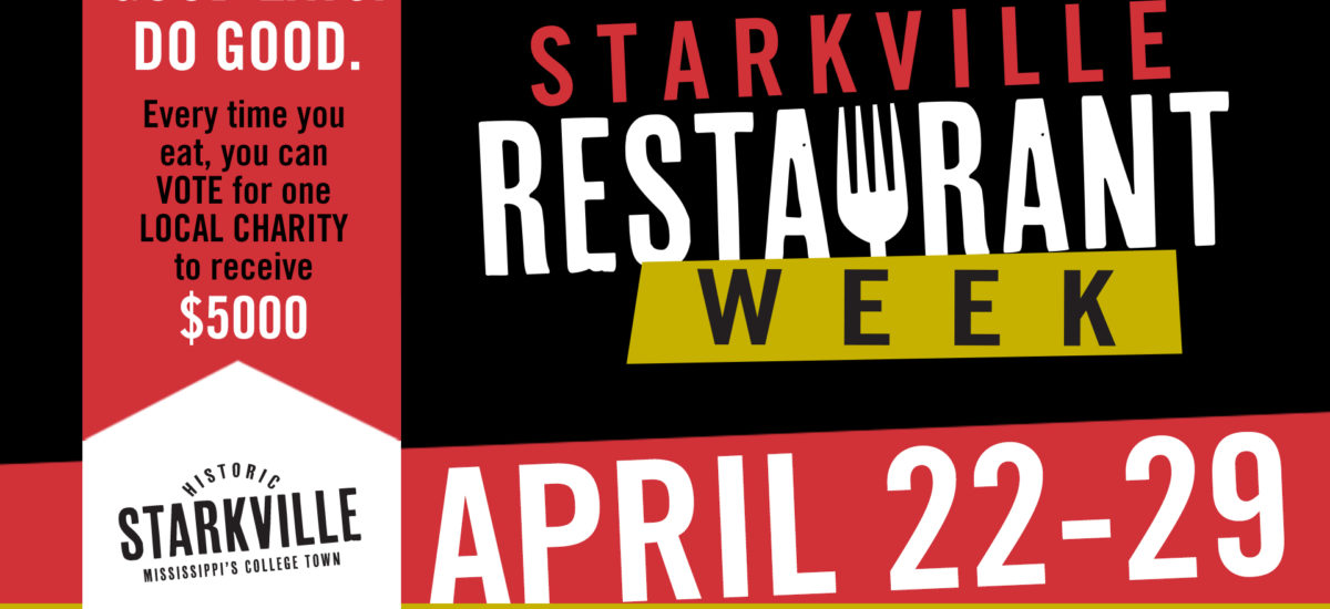 OCHS Selected for Starkville Restaurant Week