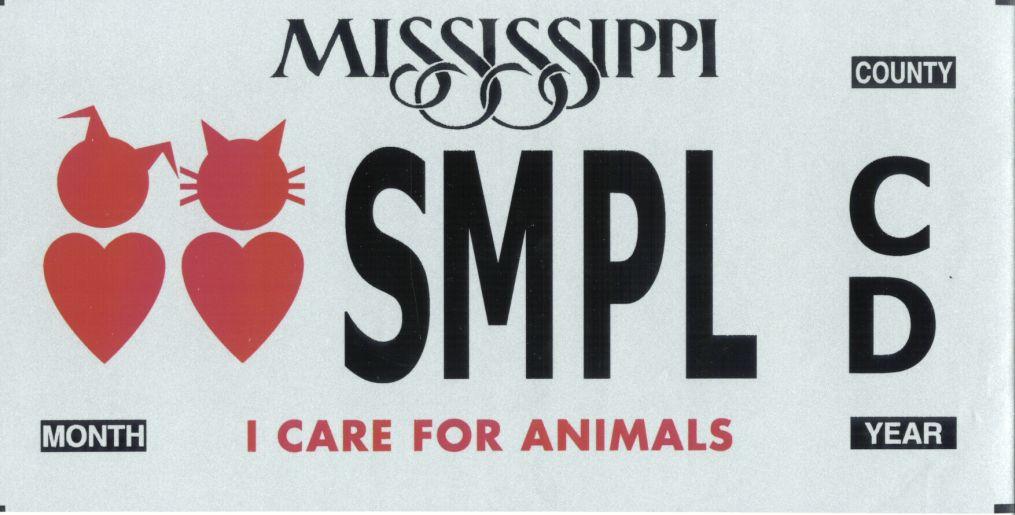 "OCHS Receives ""I Care for Animals"" Car Tag Grant"